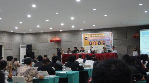 Workshop Bisnis Online